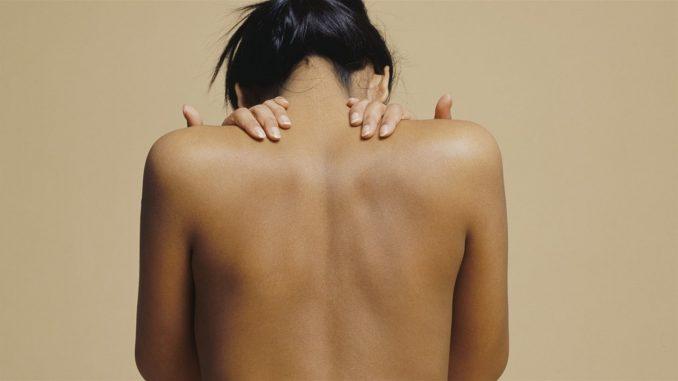 Прыщи на спине - лечение