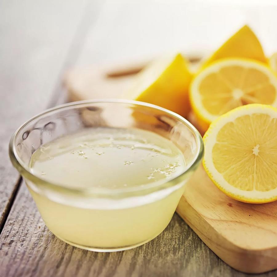 Сок лимона от высыпаний