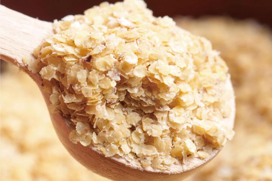 Кашица пшеницы от прыщей