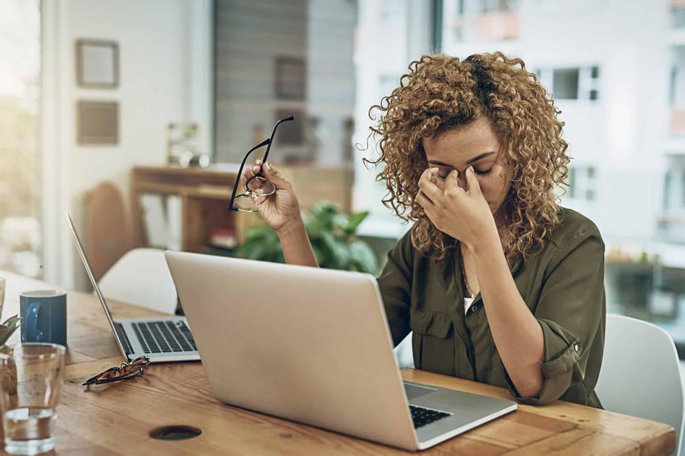 Стрессы от работы