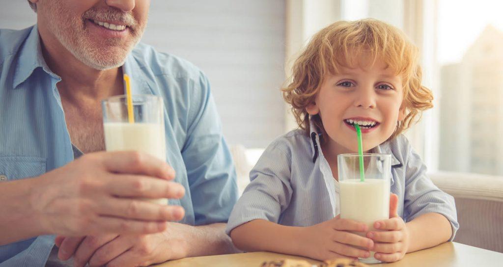 Прыщи - Слишком частое употребление молока